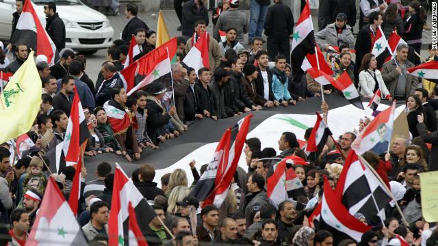 Siria acepta una propuesta de la Liga Árabe para evitar una guerra civil
