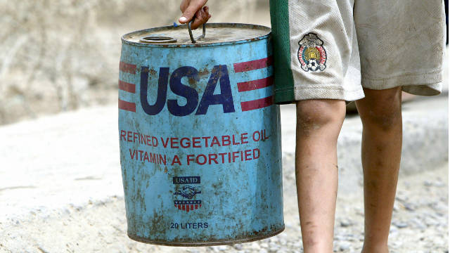 A Thanksgiving agenda for U.S. foreign aid