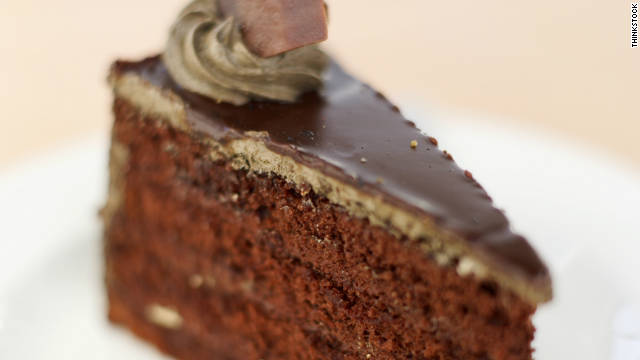 Breakfast buffet: National Sachertorte day