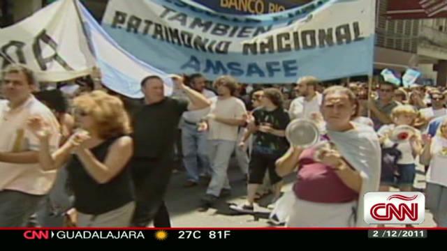 México me ha devuelto la dignidad, dice argentino expatriado por el «corralito»