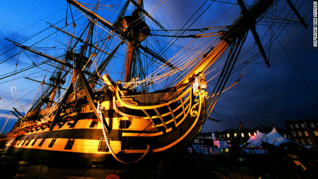 HMS Victory, the world's oldest commissioned warship, is set to undergo a 16m restoration.