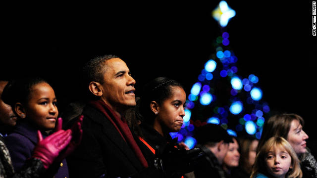 Bipartisan Christmas greetings from around the country