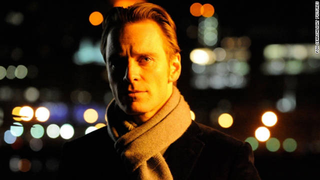 Michael Fassbender, shown here in 