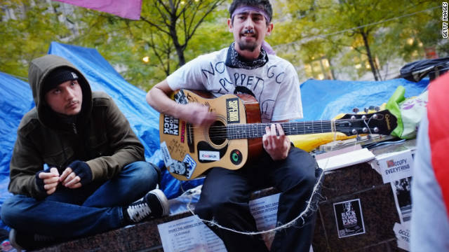 Does Occupy have an anthem? It might now