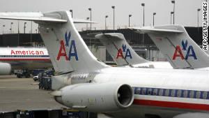 Flight attendants were hurt after turbulence on an American Airlines flight.