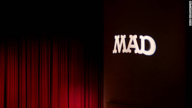 "They are the mighty mainstays of Mad, some for more than 50 years. Here's a look at the ""Usual Gang of Idiots."" Caricatures by Tom Richmond."
