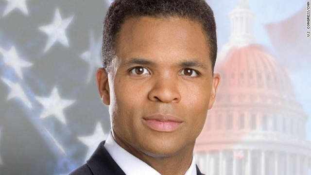 U.S. Rep. Jesse Jackson Jr., D-Illinois,