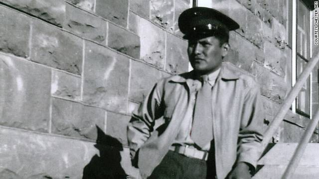 <a href='http://ift.tt/SuXG4r'>Chester Nez</a>, the last of the original Navajo code talkers credited with creating an unbreakable code used during World War II, died June 5 at his home in Albuquerque, New Mexico, the Navajo Nation President said. Nez was 93.