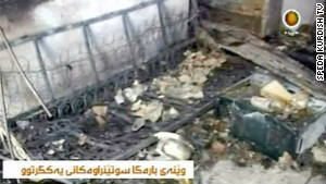 Tourist facilities were targeted, according to the president of the Iraq\'s Kurdistan autonomous region.