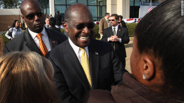 Young Republicans on Cain: 'It can be rough ... being a black conservative'