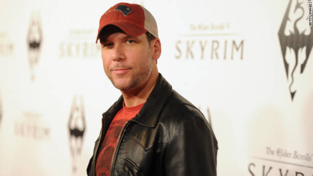 Dane Cook ready to pause stand-up, try new things