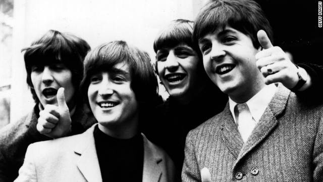 "The Beatles' drummer Ringo Starr took the lead for ""Octopus's Garden,"" which featured on the album ""Abbey Road."""