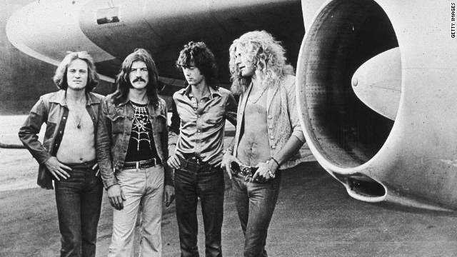 "British rock act Led Zeppelin referred to their legions of fans in their hit ""The Ocean."""