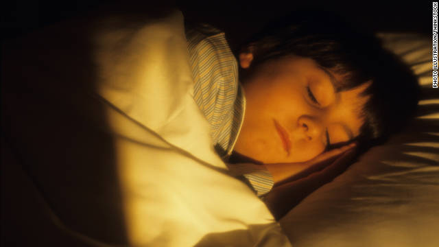 Teeth-grinding could signal sleep problems