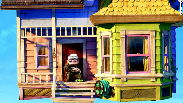 Utah's replica of 'Up' home sells for $400,000