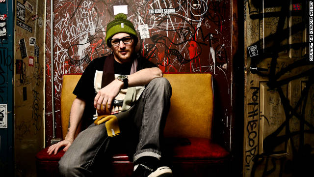 Pancake rapper Mac Lethal on romantic cheesecake, BBQ and the second best cuisine on Earth