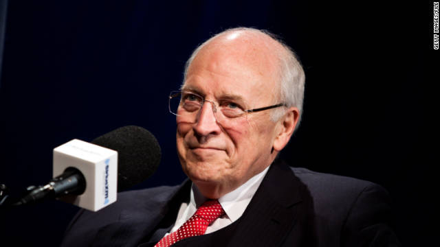 Cheney 'surprised' by public spat between daughters