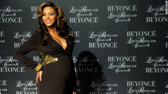 Beyonce on the best thing about being pregnant
