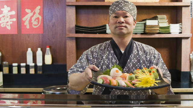 Japan Eats: How to eat sushi