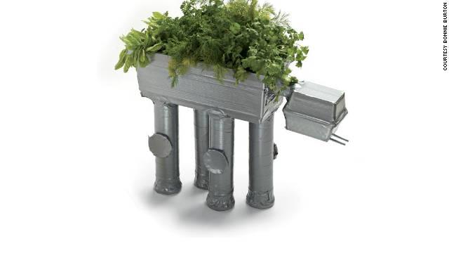 AT-AT planter