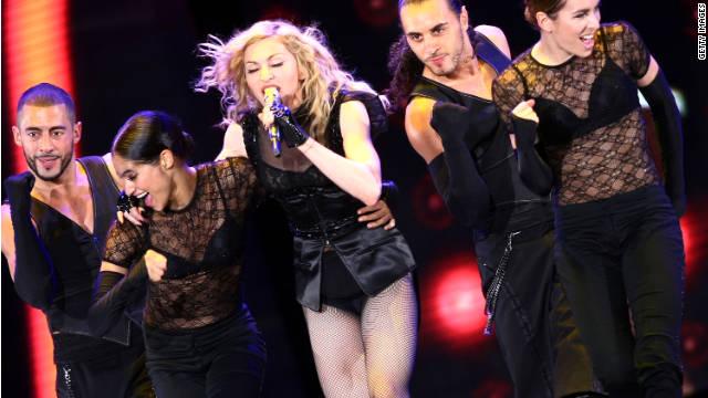 Madonna prepara el lanzamiento de su nuevo álbum para marzo