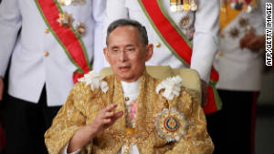 Thailand\'s King Bhumibol Adulyadej is highly revered in the Buddhist nation.