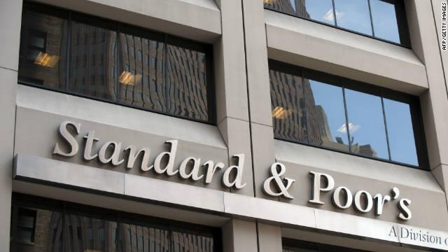 Standard & Poor's pone bajo la lupa a 15 países de la eurozona