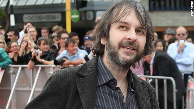 Peter Jackson wraps Memphis Three doc
