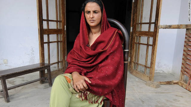 Six men were sentenced to death for raping or abetting in the rape of Mukhtaran Bibi in 2002.