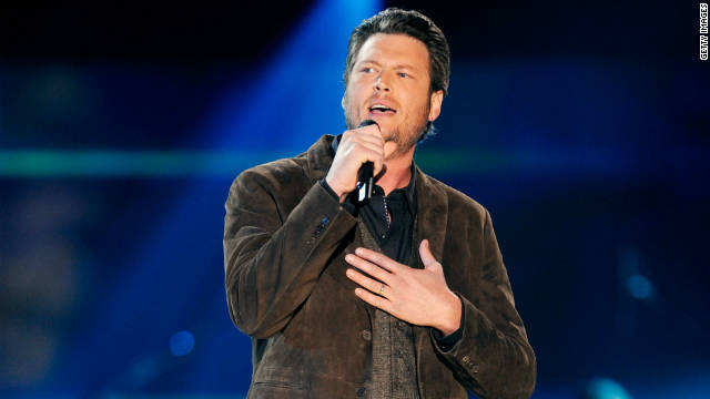 Blake Shelton&#039;s emotional night at the ACAs