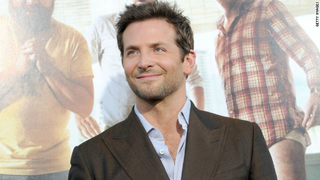 Bradley Cooper kind of gets 'Sexiest Man' backlash. December 6th, 2011