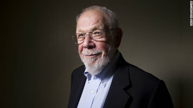Al Jaffee geeks out over fellow 'Mad' Men