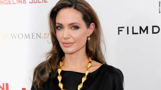 Jolie on 'Blood and Honey': Couldn't have done it without my cast