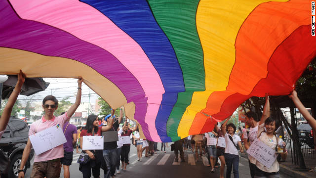 Should U.S. aid be used to promote gay rights abroad?