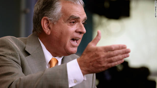 Transportation Secretary Ray LaHood is leaving the Obama administration.