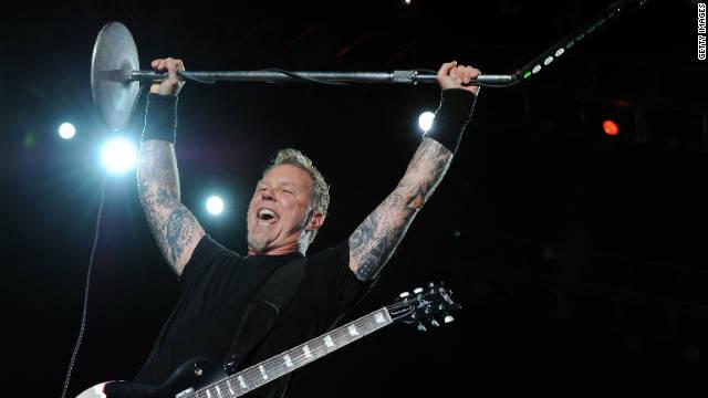 Metallica arrancó en San Francisco la celebración de sus 30 años de carrera