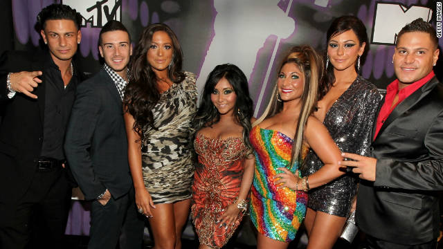 'Jersey Shore' season 5 trailer: Business as usual