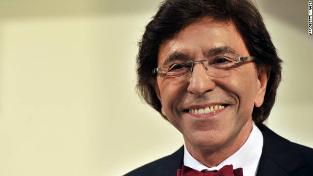 Elio Di Rupo, of the Belgian Socialist Party, is expected to lead a coalition government of six parties.