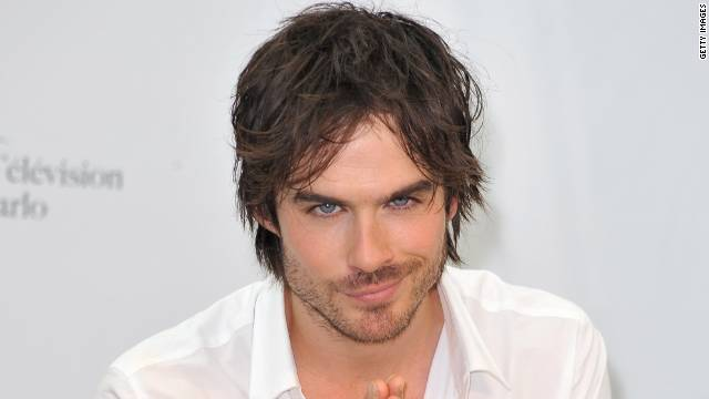 """Vampire Diaries"" actor Ian Somerhalder is another young star who has embraced charity work. Somerhalder created his own foundation, the IS Foundation, to address environmental issues."