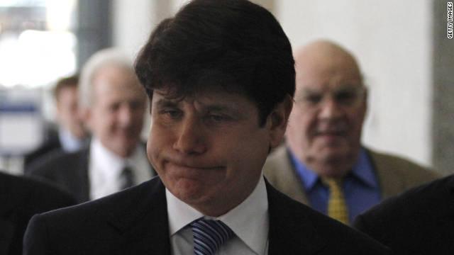 Blagojevich sentenciado a 14 años por cargos de corrupción