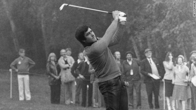 Severiano Ballesteros took European golf to new levels in the 1970s, and the legendary Spaniard won his sixth Order of Merit in 1991.