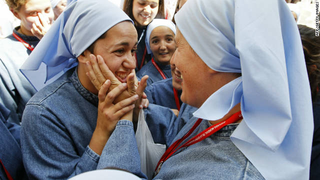 Should nuns be on the pill?