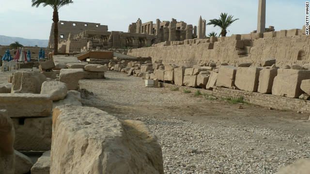 10 of the Middle East\'s greatest ancient wonders