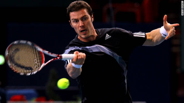 Former world number one Marat Safin's last professional tournament was the Paris Masters in 2009.