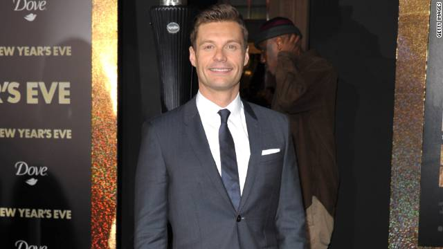 Ryan Seacrest has been with