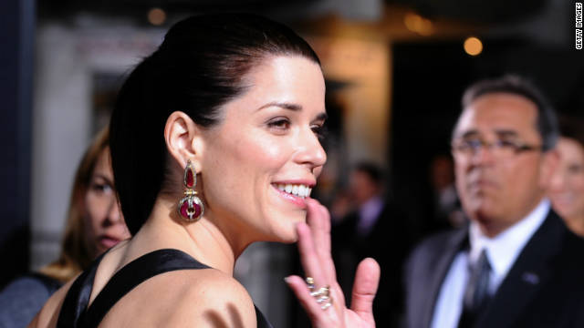Neve Campbell's Lifetime movie may become series