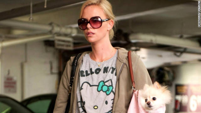 Charlize Theron's performance never once succumbs to the