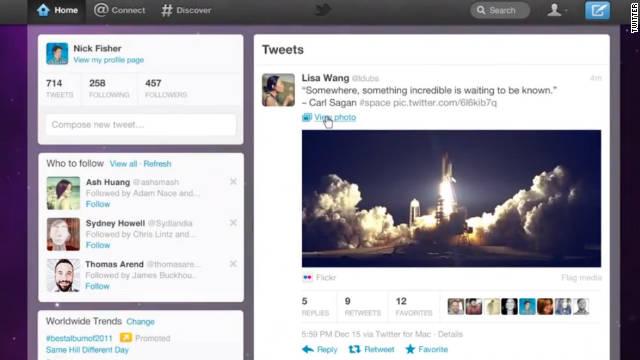 Twitter actualiza su diseño para ofrecer una versión más sencilla