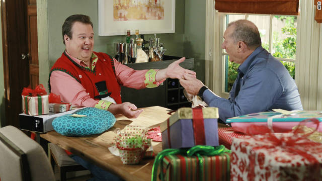 Merry 'Express Christmas' from 'Modern Family'
