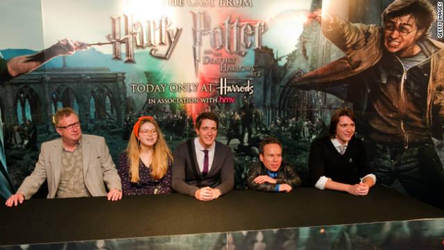 Un parque de Harry Potter en Hollywood